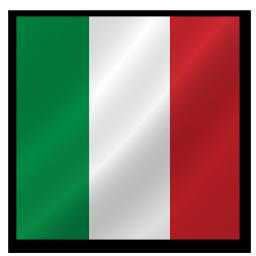 Flag Italy Icon 142 Mini Country Flags Icon Sets Icon Ninja