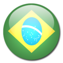 brazil,flag,country icon
