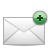 mail, add icon