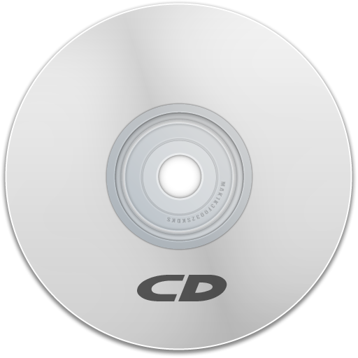 save, white, cd, dvd, disk, disc icon