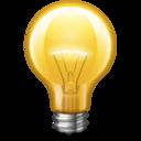 bulb,light icon