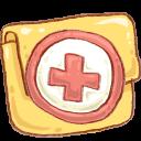 folder, backup icon