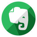 page, evernote, web, internet, document, online, notes icon