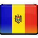 moldova,flag,czech icon