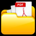 My Adobe PDF Files icon