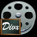 fichiers, divx icon