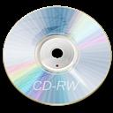 Blue, Cd, Rw icon