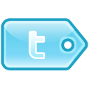twitter, social, sn, tag, social network icon