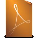 gnome, postscript, mime icon