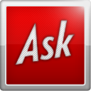 ask,social,socialnetwork icon
