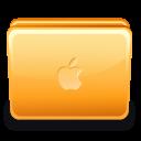 Folder apple close icon