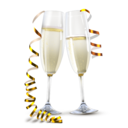 champagne,by,artdesigner icon