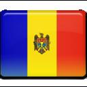 Moldova Flag icon