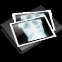 Thorax X Ray Black icon