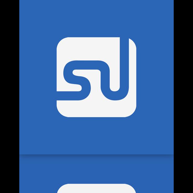 stumbleupon, mirror, alt icon