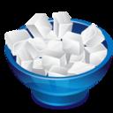 sugar, cubes icon