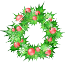 holly,garland icon