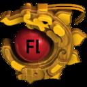 gold,fl icon