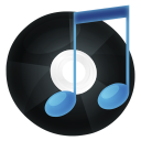 itunes, hp icon