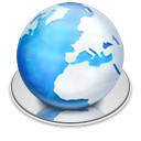 world, hosting, browser, network, internet, server icon