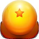 Ball, Dragon icon