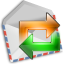 envelop, mail, send, message, email, letter icon