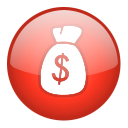 money, currency, coin, cash icon