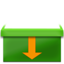 stacks,download,descending icon