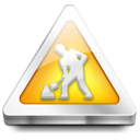 digging, construction icon