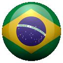 brazil, brasil, br, kr icon