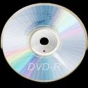Hardware DVD R icon