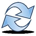 reload, refresh, gtk icon