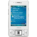 smart phone, mobile phone, asus p535, asus, handheld, cell phone, smartphone icon