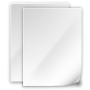misc, document, file, paper icon