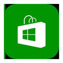 store, windows, metroui icon