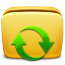 subscription, folder icon