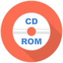 rom cd icon