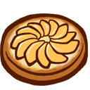 Aux, Pommes, Tarte icon