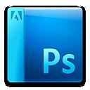 Adobe, App, Cs5, Document, File, Ps icon