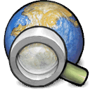 google,desktop,earth icon