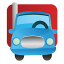 vehicle, transport, truck, transportation, lorry icon