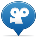 social, balloon icon