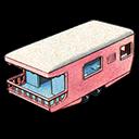 Caravan, Trailer icon