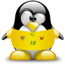 animal, penguin, togo icon