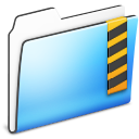 Folder, Security, Smooth icon