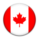 flag,canada,country icon