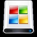 Disk HD Win icon
