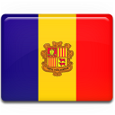andorra, flag, country icon