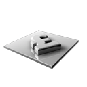 pound, blocked, money, currency icon