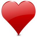 bookmark, favorite, love, heart icon